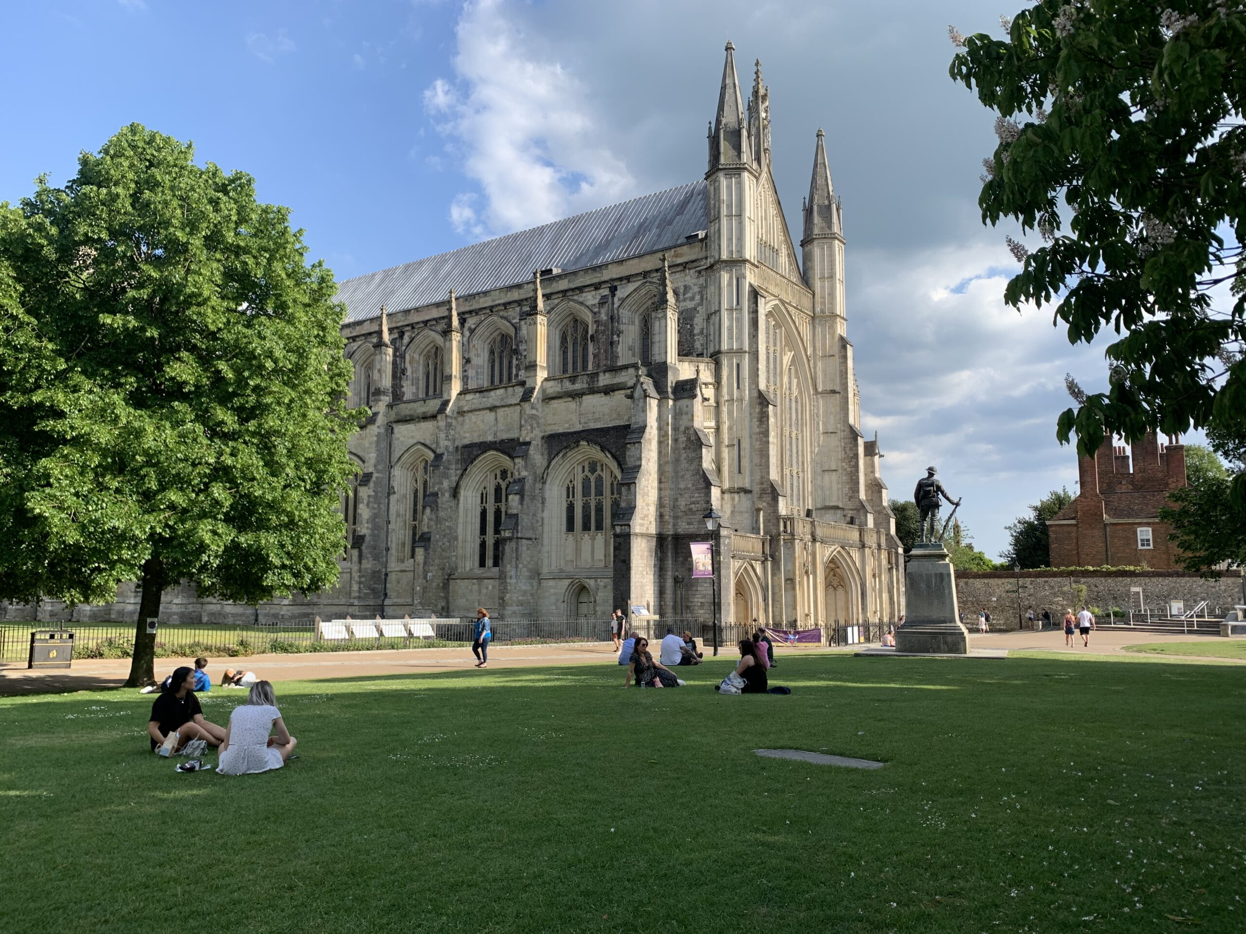 Ecology Working Group - Winchester Cathedral